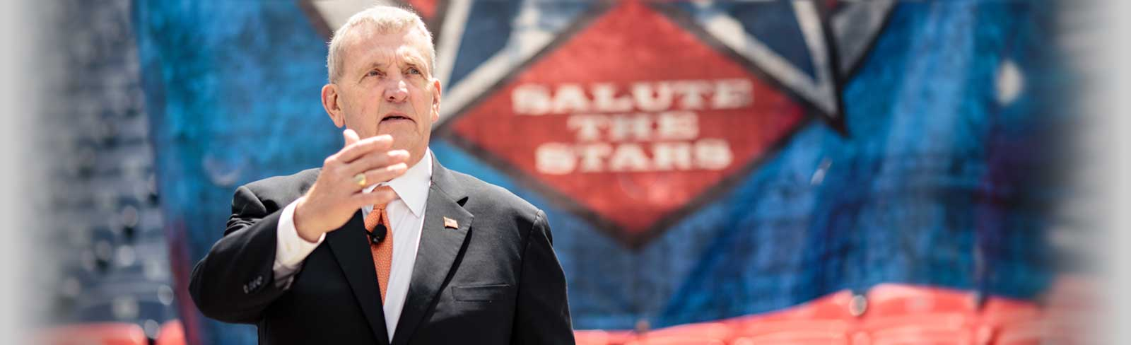 Tommy Franks Awards Speach